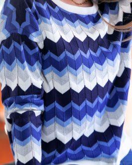 Pull Amatoa (bleu)